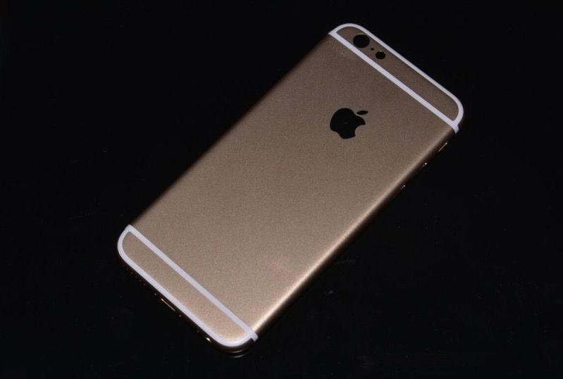 大神爆料新iPhone后壳:按键周围似有加固