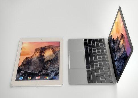 办公化iPad Pro与MacBook是否市场冲突?