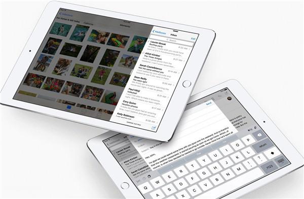 iPad Pro:同屏运行2个全尺寸 App,触控笔单独销售