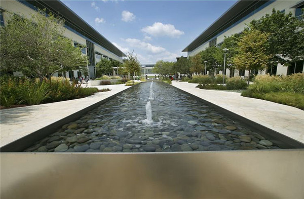 苹果在德克萨斯州打造全新公司营地,内部照片抢先看