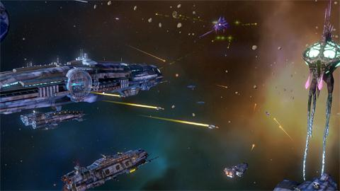 太空策略游戏《星锤:先驱预言》将推移动平台