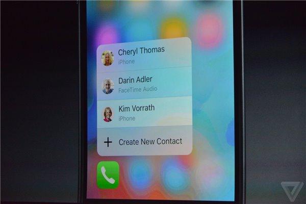 苹果iPhone6s新品发布会全纪录