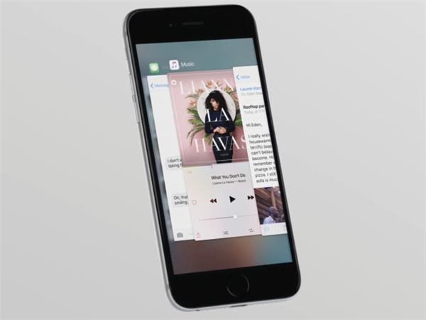 3D Touch登录新 iPhone,体验全新交互方式