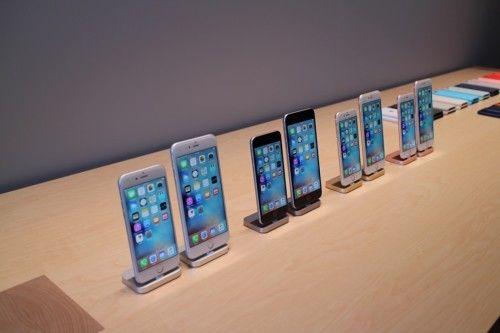 运营商开启iPhone6S预约 全网通