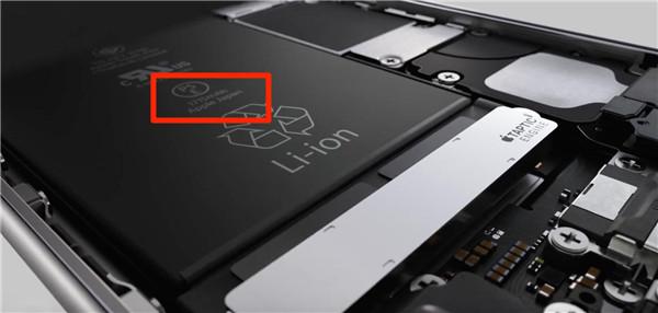 视频确认iPhone 6s电池容量为1715毫安