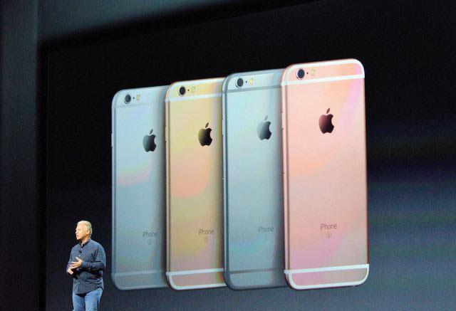 预订显示 iPhone 6s 在中国需求依然强劲