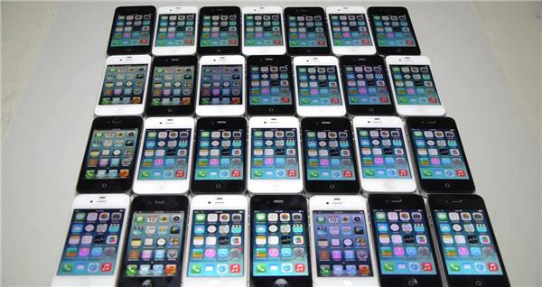 丧心病狂!砸烂28台iPhone