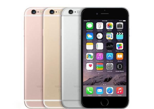 iPhone 6s/6s Plus 3 天销量将超过1000万
