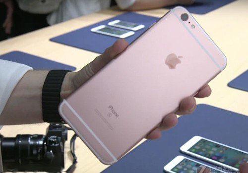 凌乱了!捐精可获iPhone 6s