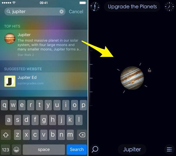 苹果iOS9正式版Spotlight功能体验