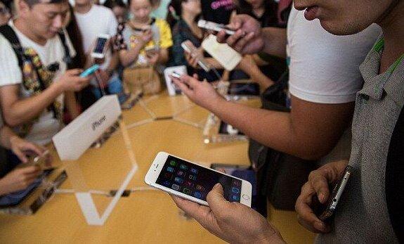 莫当真,卖肾买苹果iPhone属违法