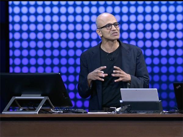 微软 CEO :iPhone Pro 才是他想要的手机