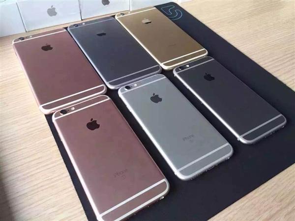 国行iPhone 6S真机到货,开箱图赏