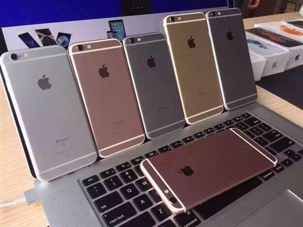 约吗?本周末一起去苹果店排队买iPhone 6s吧!
