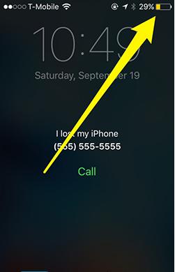 开启低电量模式能更好找回iPhone吗