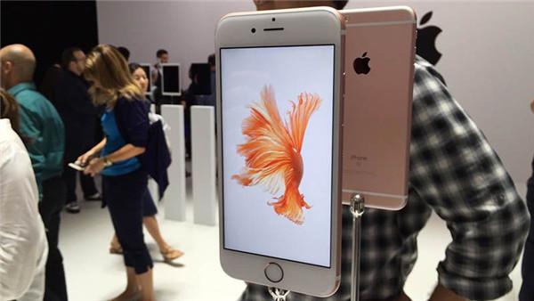 防黄牛!中国区iPhone 6s不能进店直接买