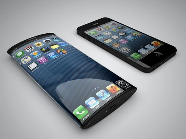 iPhone或许在2018年有曲面屏