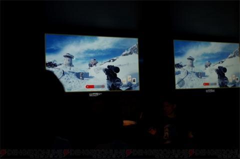 《星际大战:前线》40人联机对战