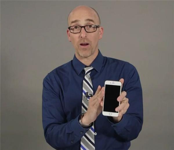 直击:国外Phone 6s/plus开箱视频