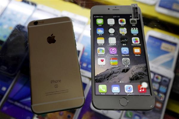 600元高仿iPhone 6S上市!