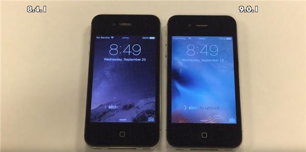 视频:iOS 9.0.1在 4s/5/5s 上的表现真没那么好