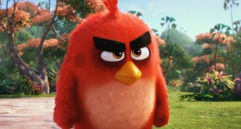怒鸟来了!《愤怒的小鸟》电影首部预告片曝光