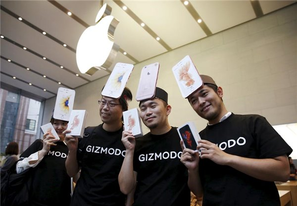 只需130元,苹果iPhone6变iPhone6s