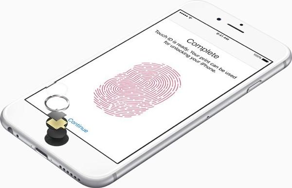 """新一代Touch ID的""""防潮""""技能:湿了也不怕"""
