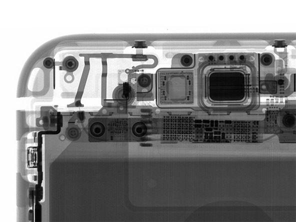 "iPhone 6s Plus""开刀""完毕:看看肚子里什么货"