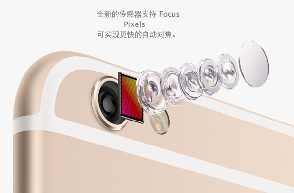 苹果产品的那些技术:Touch ID,Retina