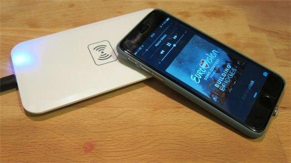 苹果感应充电专利曝光 无需额外硬件就可充电