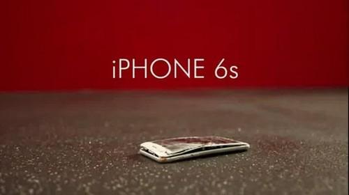 寻乐中:看iPhone6s如何被飞踢、被掰弯
