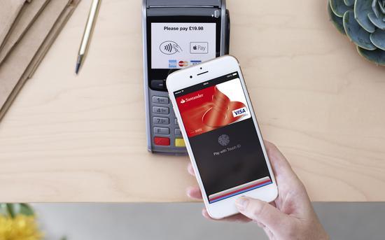 哇!星巴克和肯德基将支持Apple Pay了