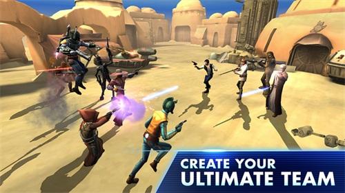电影未上游戏先行 《星球大战:银河英雄》测试版登陆澳区