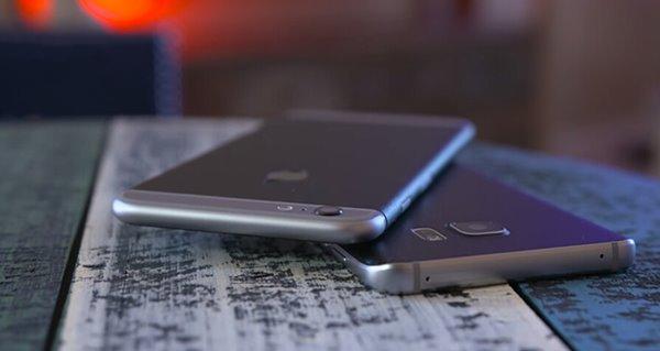 手机拍照哪家强?苹果iPhone6s Plus对决三星Note5