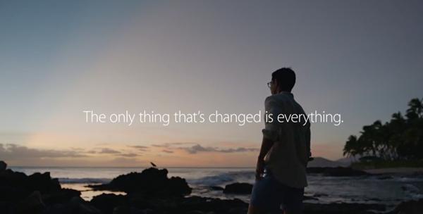 苹果iPhone 6s首支广告发布 只为3D Touch
