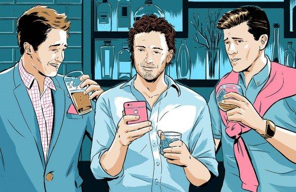 粉色很娘?玫瑰金iPhone6s成男性新选择