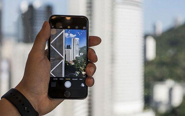 苹果iPhone6s/6s Plus在中国销量700万台