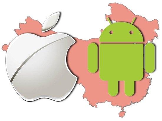 iOS App下载比安卓少  但收入高啊
