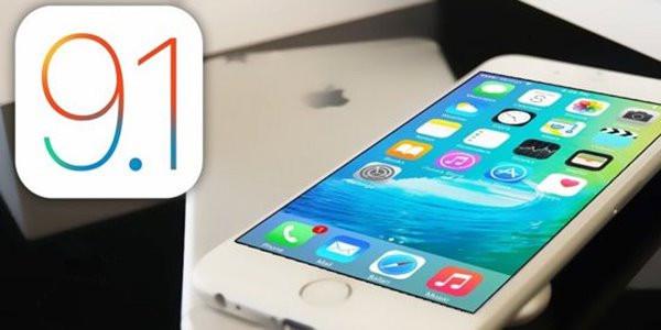 苹果iOS9.1正式版更新内容汇总