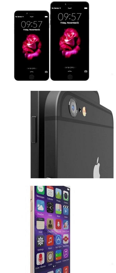 无边框、大屏幕: iPhone 7 /Plus很生活很务实