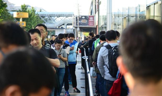 iPhone 6s销售疲软:苹果代工厂拆除产线
