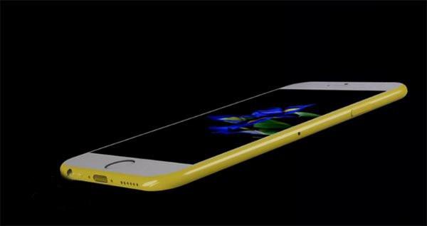 畅想iPhone6c:塑料机身,5种配色