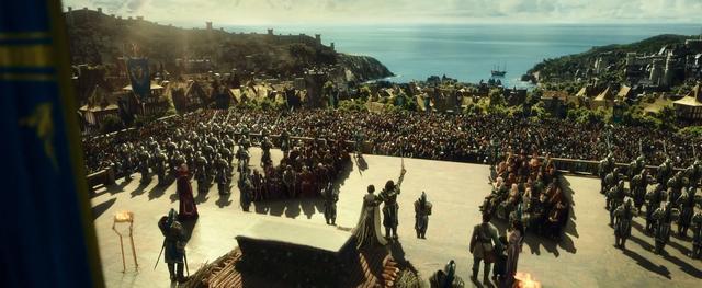 魔兽世界改编电影正式命名《魔兽:崛起》