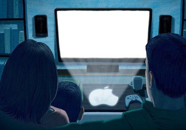 新Apple TV太亮了 电视也要夜间模式?