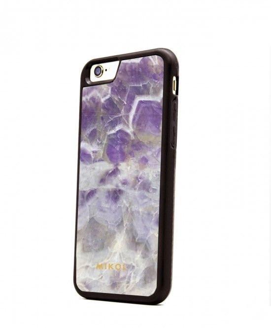 紫水晶iPhone6s手机壳:文艺气息爆表