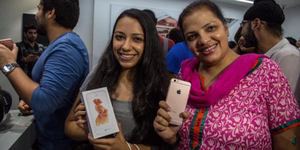 iPhone 6s太贵遇冷 印度推出换购优惠刺激消费