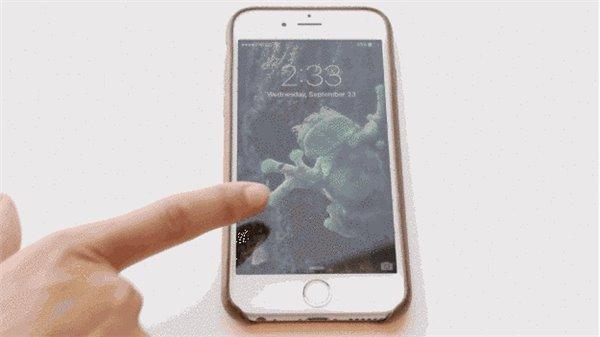 如何优雅地让人知道你用上了苹果iPhone6s?