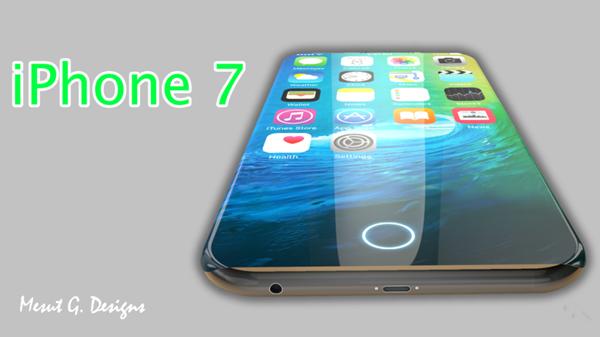 iPhone 7 概念设计有得有失:前褒后贬
