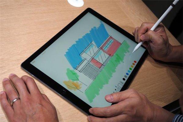 苹果iPad Pro终究无法取代笔记本